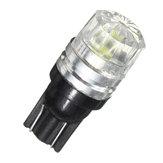 T10 W5W COB LED feux de coin latéraux de lampe de lecture Canbus 12V 1.5W 40LM 6000K