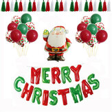 Christmas Balloons Colorful Christmas Decoration Latex Balloons Party Supplies