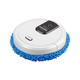 3 in 1 Robot Vacuum Cleaner Rechargeable Auto Cleaning Humidifying Spray Intelligent Sweeping Dry And Wet Mopping Function