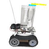 SNP75 طفاية حريق روبوت صغير إنتاج DIY صانع الجمعية كيت