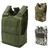 CamouflageChasseMilitaireTactiqueGiletWargame Corps Molle Armor Chasse Veste CS Extérieure Jungle Équipement