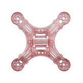 Emax Telaio superiore e telaio inferiore Trasparente Rosa per Babyhawk RC Drone FPV Racing