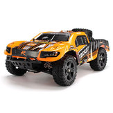 Remo 1621 1/16 2.4G 4WD Gebürstet Rc Auto Offroad Short Course Truck Orange Farbe