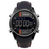 SMAEL 1283 LED Men Esporte Outdoor Military Digital Assistir