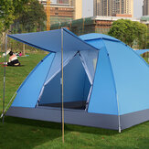 For 4 Person 2*2*1.25M Automatic Set Up Family Outdoor Camping Tent UV Proof Camp Tents Ultralight Instant Shade Tent
