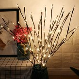29 Inch 20LED Willow Branch Lamp Floral Lights Tree Party Garden Christmas Decorations Lights Christmas Decorations Clearance Christmas Lights