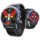 Kospet Optimus Pro Dual Chip-systeem 3G + 32G 4G-LTE horlogetelefoon AMOLED 8.0MP 800mAh GPS Google Play Smart Watch