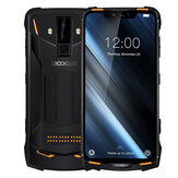DOOGEE S90 Global Bands 6.18 inch FHD+ IP68 Waterproof NFC 5050mAh 16MP Dual Rear Camera 6GB 128GB Helio P60 4G Smartphone