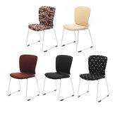 2 Set di coprisedie girevoli per computer Coprisedili elastici per sedie da ufficio rimovibili