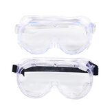 Safety Goggles Anti Fog Dust Splash-proof Glasses Lens Lab Work Eye Protection