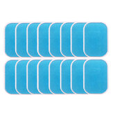 16pcs Gel Stickers For Hip Abdominal Muscle Trainer Stickers Fitness Equipment Accessory