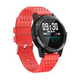 TenFifteen T1 1.3 '' Dotykový displej Vodotěsný Smart hodinky Pedometer Sportovní Fitness cvičení náramek