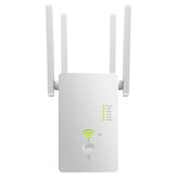 1200M Dual Band Wireless AP Repeater 2.4GHz 5.8GHz Router Range Extender WiFi Amplifier Sinyal Memperpanjang WiFi Booster