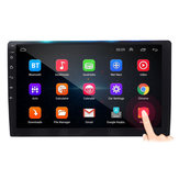 10,1 Zoll 2 DIN für Android Autoradio Radio Multimedia Player Quad Core 1 + 16G GPS Nav WiFi DAB +
