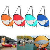 42inch Kayak Sail Scout Downwind Wind Paddle Rowing قابل للنفخ قارب منبثق زورق كاياك زينة