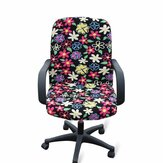 S/M/L Size Elastic Computer Chair Cover Stretch Chair Seat Slipcover Office Chair Protector Home Office Furniture Decor