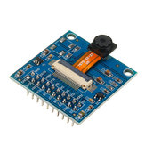 VGA OV7670 CMOS Camera Lens Module CMOS 640x480 SCCB With I2C Interface Adapter Plate