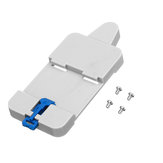 10 Pcs SONOFF® DR DIN Rail Tray Adjustable Mounted Rail Case Holder Solusi Modul