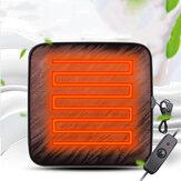 DC 12V Auto Elektrisch Verwarmingskussen Automatische Temperatuurregeling Warme Zitkussenbeschermer