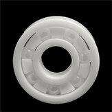 8 pezzi 608 cuscinetti in ceramica completi 8x22x7mm cuscinetti in ceramica con ossido di zirconio ZrO2 cuscinetti a sfera