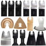 15Pcs Multitool Saw Blades Oscilating Multitool para Fein Bosch MultiMaster