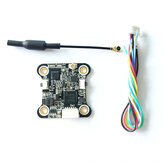 Mini VTX5848 48CH 5.8G 25/100 / 200mW Commutabile FPV RC Drone VTX Controllo OSD modulo trasmettitore video
