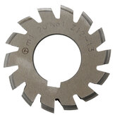 Módulo 1 PA20 Bore 22mm # 1-8 HSS Involute Gear Cutter