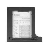 JEYI Q8 belső optikai meghajtó konzoladapter 12,7 mm-es optikai öböl 2,5 hüvelykes SATA SSD HDD-ház tartó ütésálló notebook laptophoz