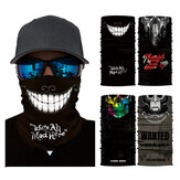 Locomotief Magic Sun Dust Bandanas, Face Scarf Cover Mask, Mask-Dust Headband, UV Protection Neck Gaiter for Fishing Motorcycling Running