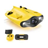 CHASING Gladius Mini Sualtı Drone 4K HD Kamera 2 Saat Çalışma Süresi One Anahtar Derinliği Tut Canlı Akış Dalış Kurtarma RC Drone