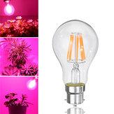 8W A60 E27 B22 COB Non-Dimmable LED Растение Увеличить лампочку для гидропоники Greenhouse AC85-265V