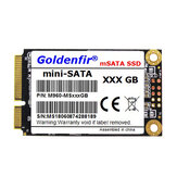 Goldenfir mSATA SSD SATAIII 64GB/128GB/256GB/512GB/1T Internal Solid State Hard Drive Disk for Laptop Notebook PC