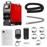 Tudo Em 1 Integrado Máquina 12 V 8000 W Diesel Ar Aquecedor LCD Car Air Parking Aquecedor com remoto