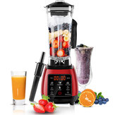 Biolomix رقمي Touchscreen Program Automatically 3HP Blender Mixer Juicer Food المعالج Ice أخضر Smoothie