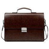 नोटबुक के नीचे 15 इंच के लिए सरल फैशन बिजनेस स्टाइल मेन लैपटॉप बैग
