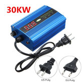 30KW Digital LED Display Voltage Power Energy Saver Box Saving Energy up to 35% EU/US Plug