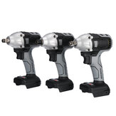 Gray Cordless Brushless Impact Wrench Drill Drive Machine For Makita 18V Battery