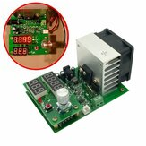 Original ZHIYU® Multifunction 60W / 110W 9.99A 30V Constant Current Electronic Load Aging Battery Power Capacity Tester Module