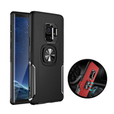 Bakeey Protective Case For Samsung Galaxy S9/S9 Plus/S8/S8 Plus Ring Grip Bracket Magnetic Adsorption Back Cover
