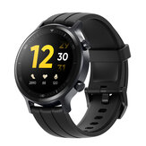 realme Watch S 100+ Watch Faces 1.3inch Auto Brightness Touchscreen Wristband Real-time Heart Rate Blood Oxygen Monitor 15 Days Standby Smart Watch