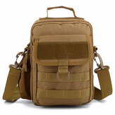 Outdoor Sport Tactical Crossbody schoudertas voor heren