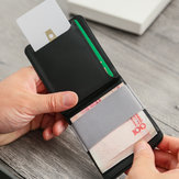 Minimalist Magnetic Modular Wallet Card Holder