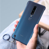Bakeey Transparent Ultra Thin Anti Fall Matte Hard PC&Soft Edge With Finger Ring Protective Case For OnePlus 7 PRO