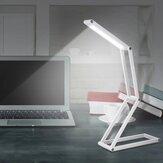Składana lampa biurkowa LED z portem bezpośredniego ładowania USB Przenośna lampka stołowa