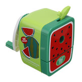 Deli 0671 Pencil Sharpener Hand-cranked Cute Manual Creative Mechanical Sharpener Stationery For Children