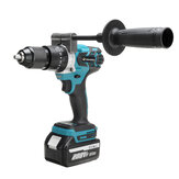 3 IN 1 288VF Cordless Drill Electric Screwdriver Hammer Impact Drill 20+3 Torque W/ 1/2pcs Battery