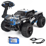 1/14 2.4G RWD 30km/h RC Car Vehicles Models High Speed Off-Road Truck Kid Children Toys