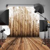 3x5FT Retro Ahşap Vinil Stüdyo Fotoğraf Fotoğrafçılığı Zemin Duvar Zemin Arka Plan