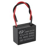 CBB61 4UF Startkapazität 450V AC Lüfterkondensator CBB Motorbetriebskondensator