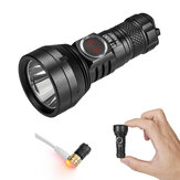 LUMINTOP GT NANO KW CSLNM1.1 450LM 350M EDC Flashlight USB Rechargeable Mini LED Torch